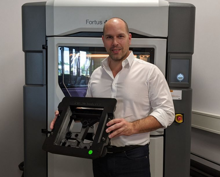 Continental Shifts Gears in Automotive Production with Stratasys FDM Additive Manufacturing and Highly Specialized Materials