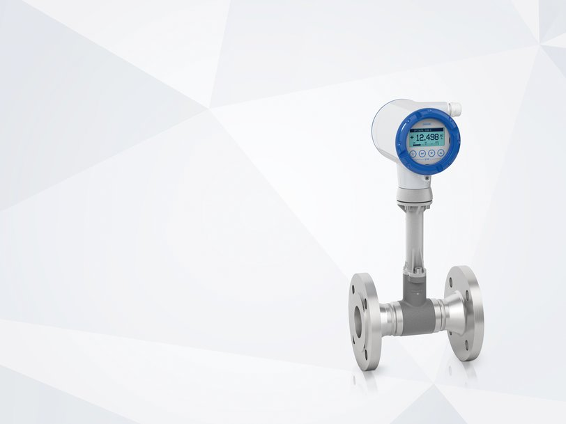 New addition to vortex flowmeter family: OPTISWIRL 2100 for basic utility applications